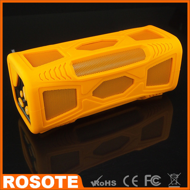 2016 external for mobile phone bedroom 10W Waterproof Bluetooth ...