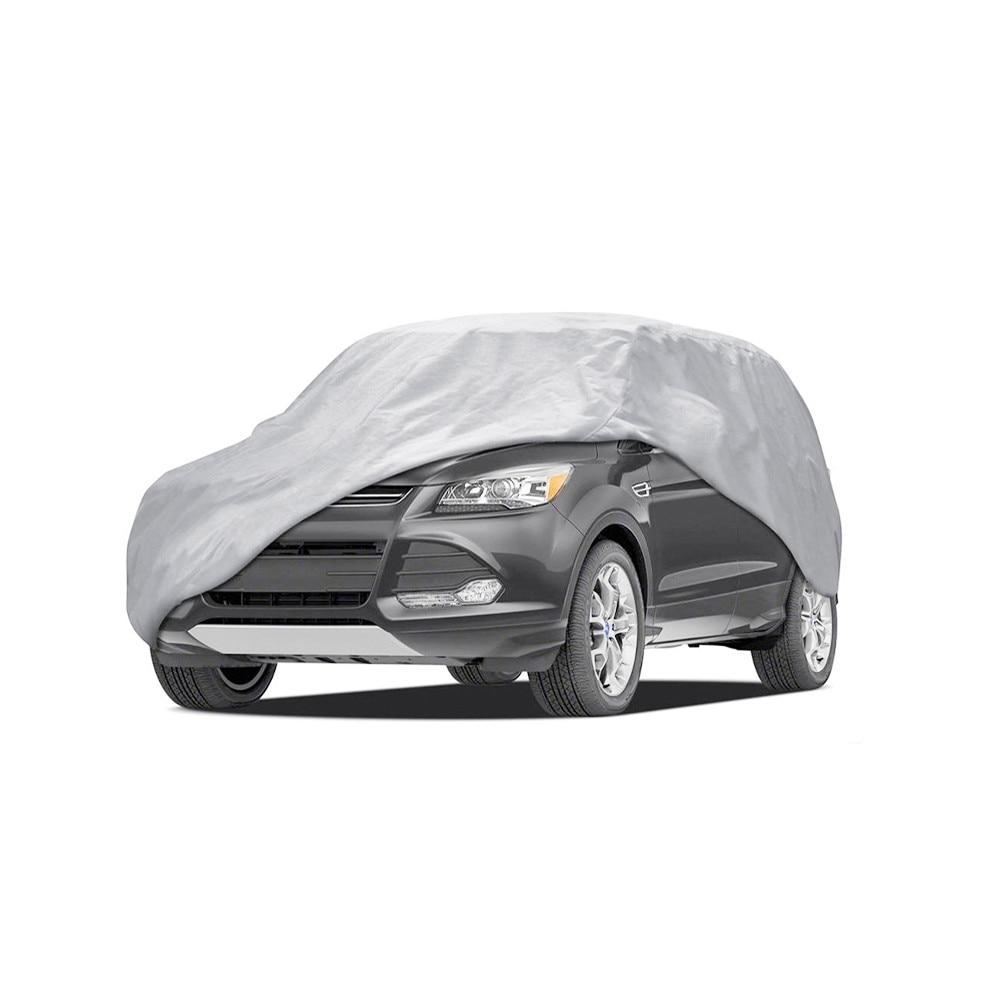 New Full Car Cover Waterproof Heat Sun Ultraviolet Snow Dust Resistant Protection Rain Dust