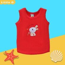Baby Boys and Girls Sleeveless Shirts Underware