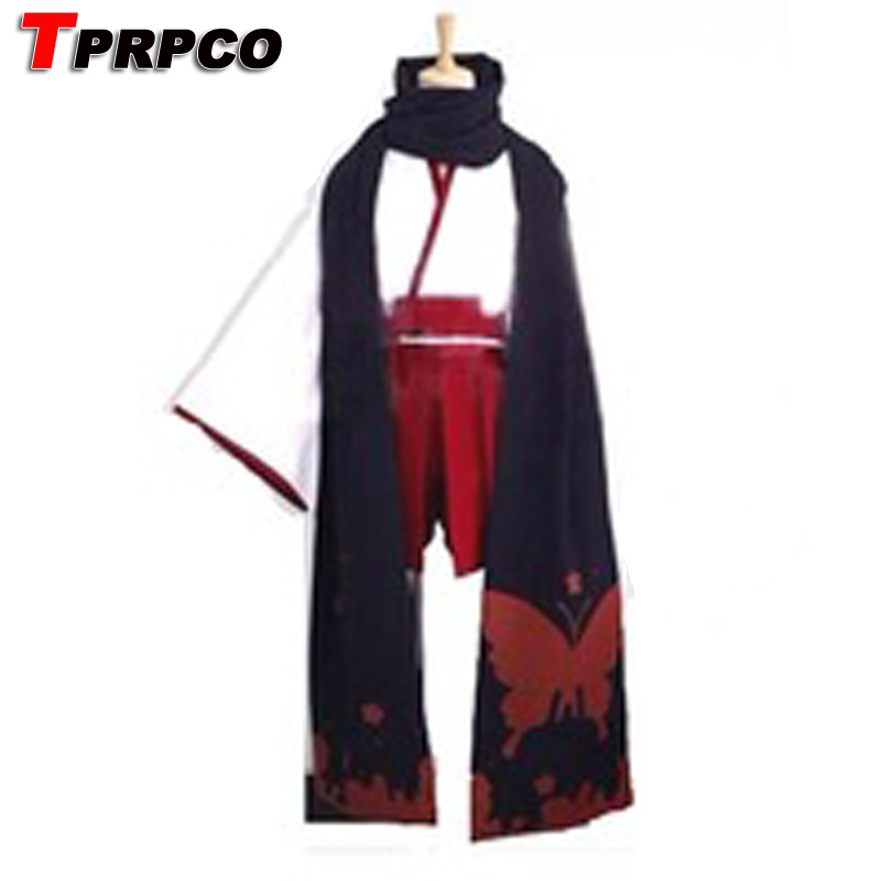 TPRPCO Anime Inu x Boku SS Shirakiin Ririchiyo Atavistic Uniform Cosplay Halloween Party Costume Dress Full Set NL356