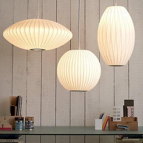 Lampadari di seta italiana sezione piatta ufo lanterna lampadario ...