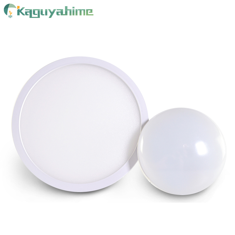 Kaguyahime Wall Lamp LED Wall Light AC 85-265V 6W 9W 18W Ultra Thin Lamp Surface Mounted Indoor Lighting Modern Home Lighting