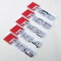 OTOKIT New 3D Metal Emblems RS3 RS4 RS5 RS6 RS8 Car Sticker Modification 3D Auto Metal Car Badge for Audi A3 A4 A5 A6 A6L A8 A8L