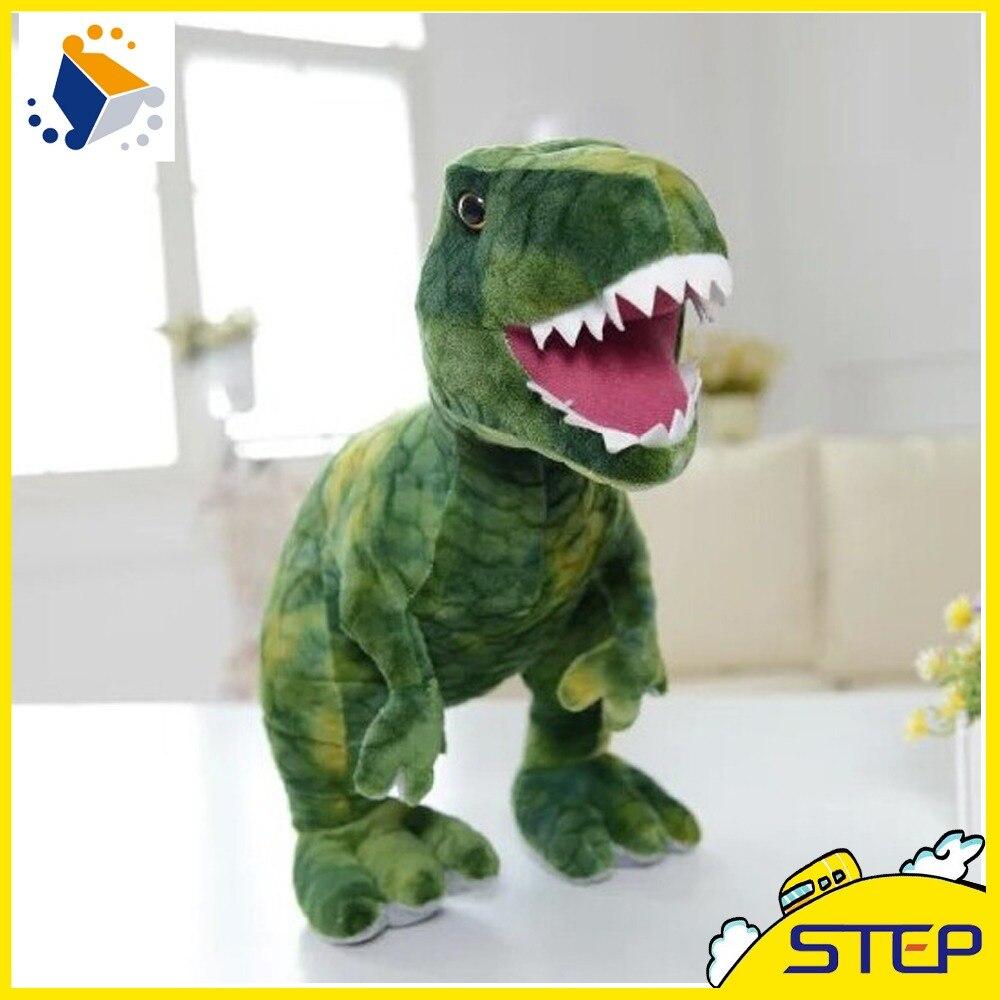 80cm Dinosaur Plush Toy Giant Stuffed Animal Doll Gift For