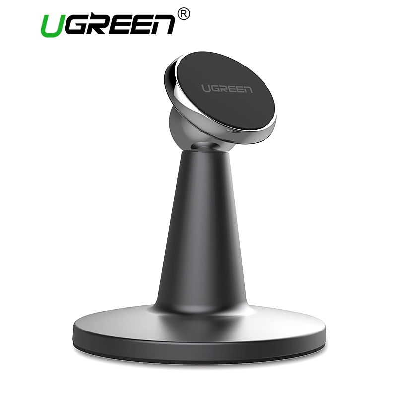 Ugreen Magnetic Phone Stand Holder 360 Degree Rotation Desk Mobile Phone Holder Stand for Xiaomi Tablet iPad Air iPhone 7 6 6S 5 ...