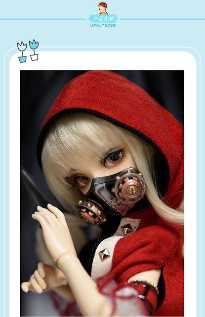 stenzhorn(stenzhorn) Bjd doll SD doll 1/4 girl doll fairyland minife risse joint doll (free eyes + free make up) 3