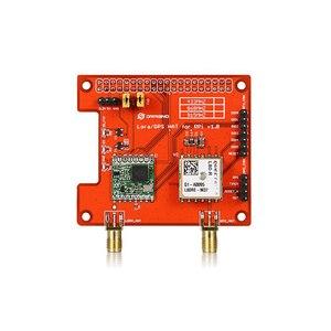 Image 2 - Für Dragino Lora GPS HUT Basierend auf SX1276/SX1278 Transceiver 868mhz / 915mhz /433mhz, für Raspberry Pi 2 Modell B/Raspberry Pi 3
