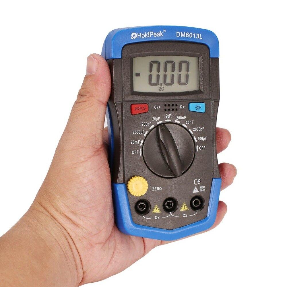 Capacitance Meter Using Lm2917