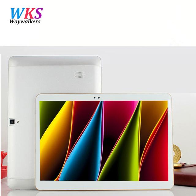 10 pulgadas tabletas T805G-HD octa core 4G LET tableta de la llamada de teléfono Android 6.0 4 GB/64 GB tablet pc mejor regalo de Navidad para su Tablet pc