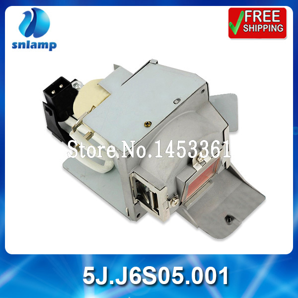 ФОТО Compatible replacement projector lamp bulb 5J.J6S05.001 for MS616ST