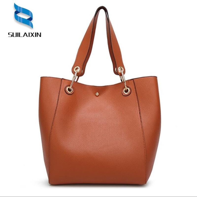 Ladies Handbags Women Genuine Leather bags large Totes Messenger Bags High Quality Desig ...