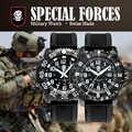 EDC.1991 Überleben Uhr Armband Wasserdichte Uhren Für Männer Frauen Camping Wandern Military Tactical Gear Outdoor Camping werkzeuge