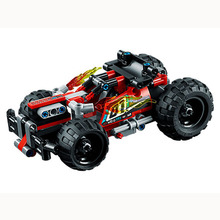 Technic 2 in 1 BASH pull back fit for LegoING 42073 race car children bricks model building sale toys gift for kids or boyfriend 2018 decool super racing technic car 2 in 1 model building block toy sets fit for lego 42072 42073 for minifigure for lepin
