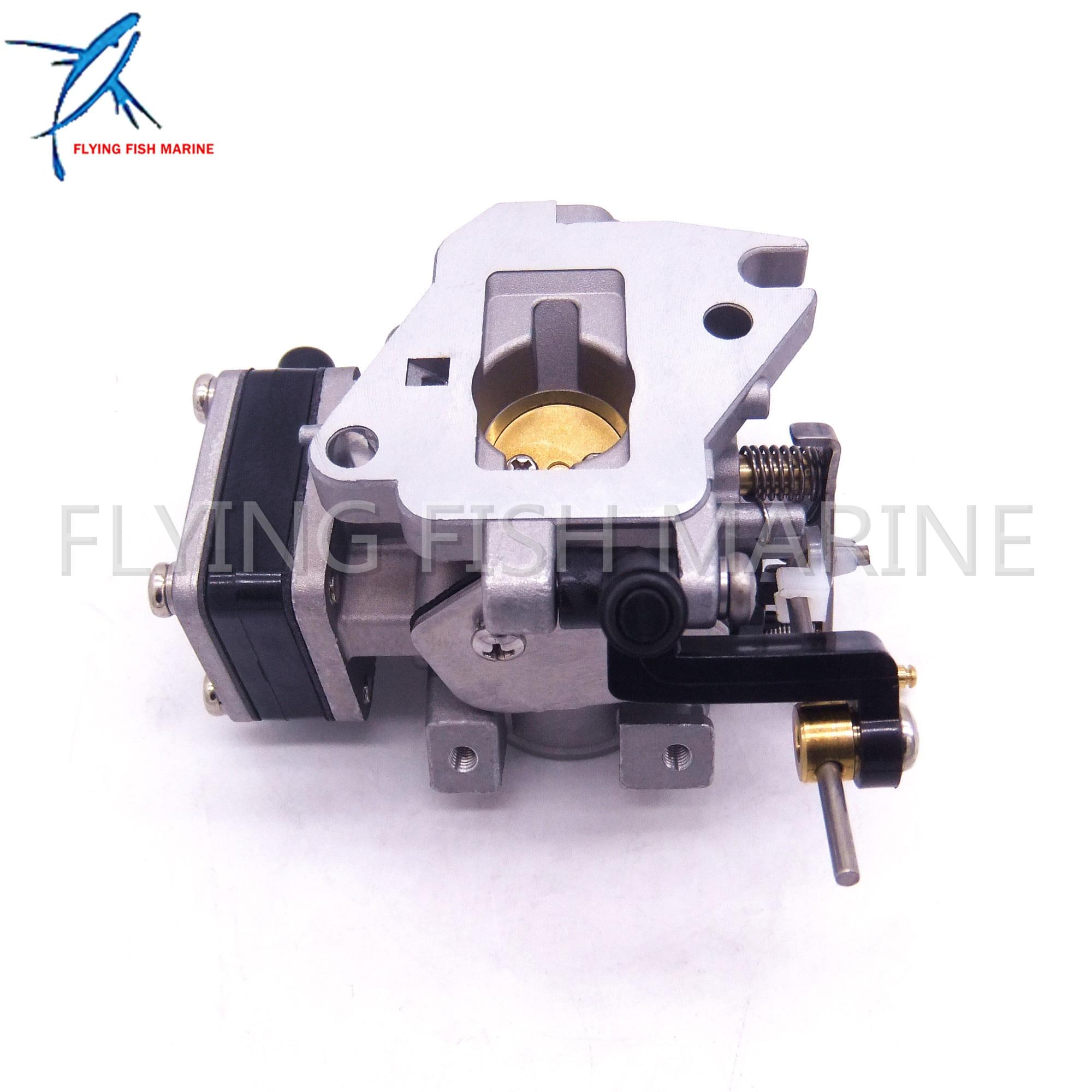 Outboard Engines Carburetor Carb assy for Yamaha 6E8 14301 05 6E7 14301 684 14301 2 stroke