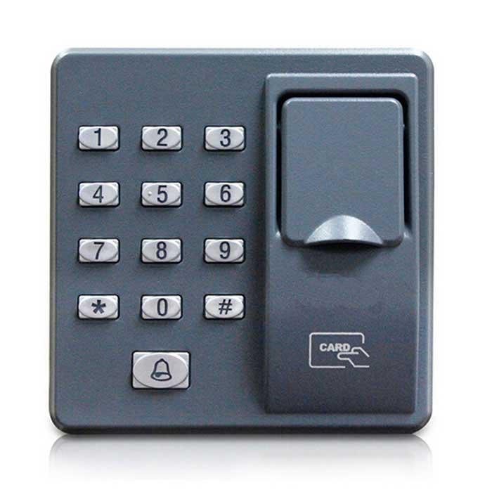 Free Shipping Biometric Fingerprint Access Control Machine Scanner Sensor Code System FRID Card  Time Attendance RFID Reader free shipping ko4500 optical fingerprint scanner