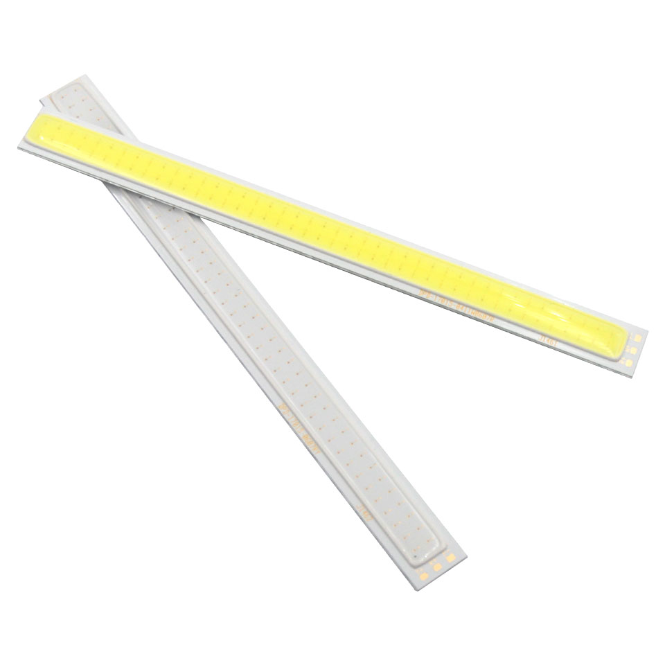Lâmpadas Led e Tubos luzes led bar strip fonte Product Name : Led Cob Strip Bar Lights