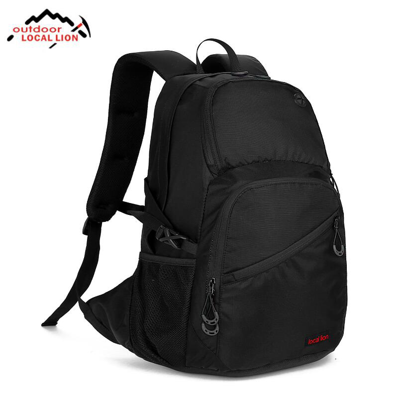 Travel Backpack Outdoor Hiking Camping Bag Luggage Rucksack Waterproof Men Women Backpack Sports Bag Cycling Climbing Rucksack