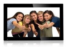 18.5-inch Digital frame, advertising display, monitor 3 in 1(HDMI in, AV in, VESA of 100mm*100mm, Mini USB, USB, SD, MMC, MS)