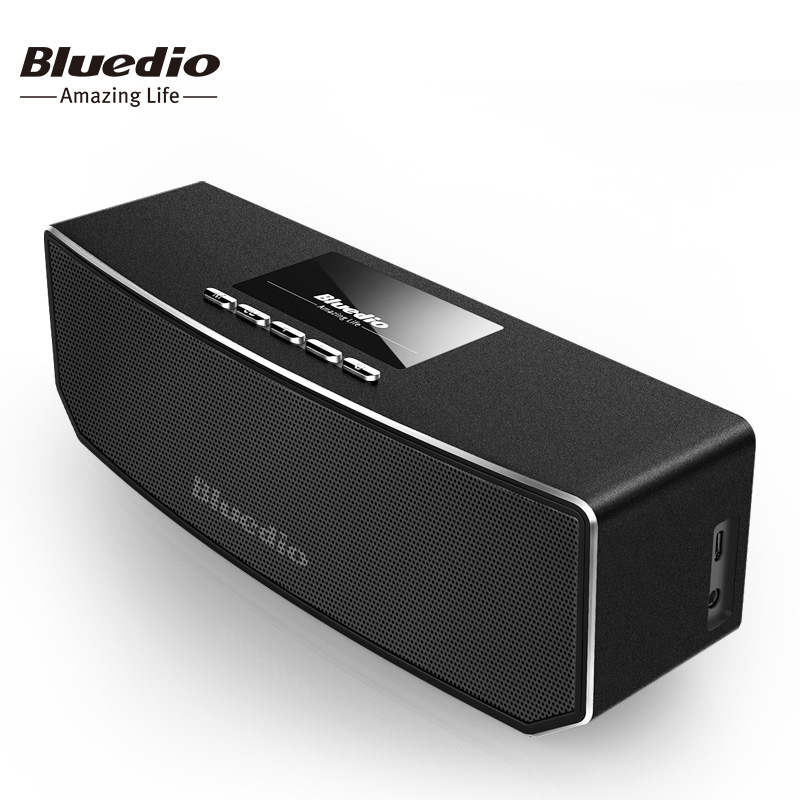 bluedio cs4 mini bluetooth speaker portable wireless speaker sound system 3d stereo music. Black Bedroom Furniture Sets. Home Design Ideas