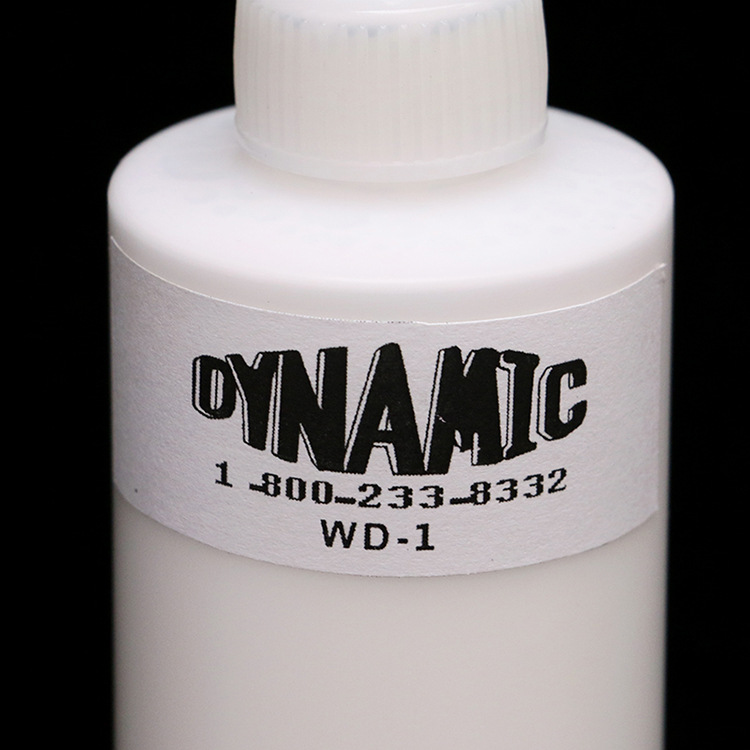 Us 13 32 10 Off High Quality Dynamic Tattoo Ink For Tattoo Kit White 8oz Tattoo Pigment 1 Bottle Lot In Tattoo Inks From Beauty Health On