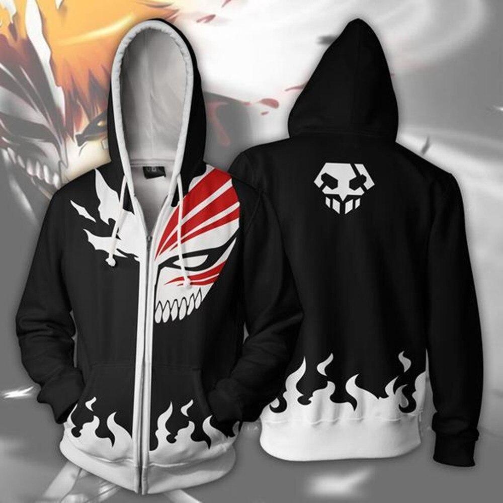 God of War Cosplay Cool Hoodie Funny Tops Full Zip Coat Jacket Sweatshirt