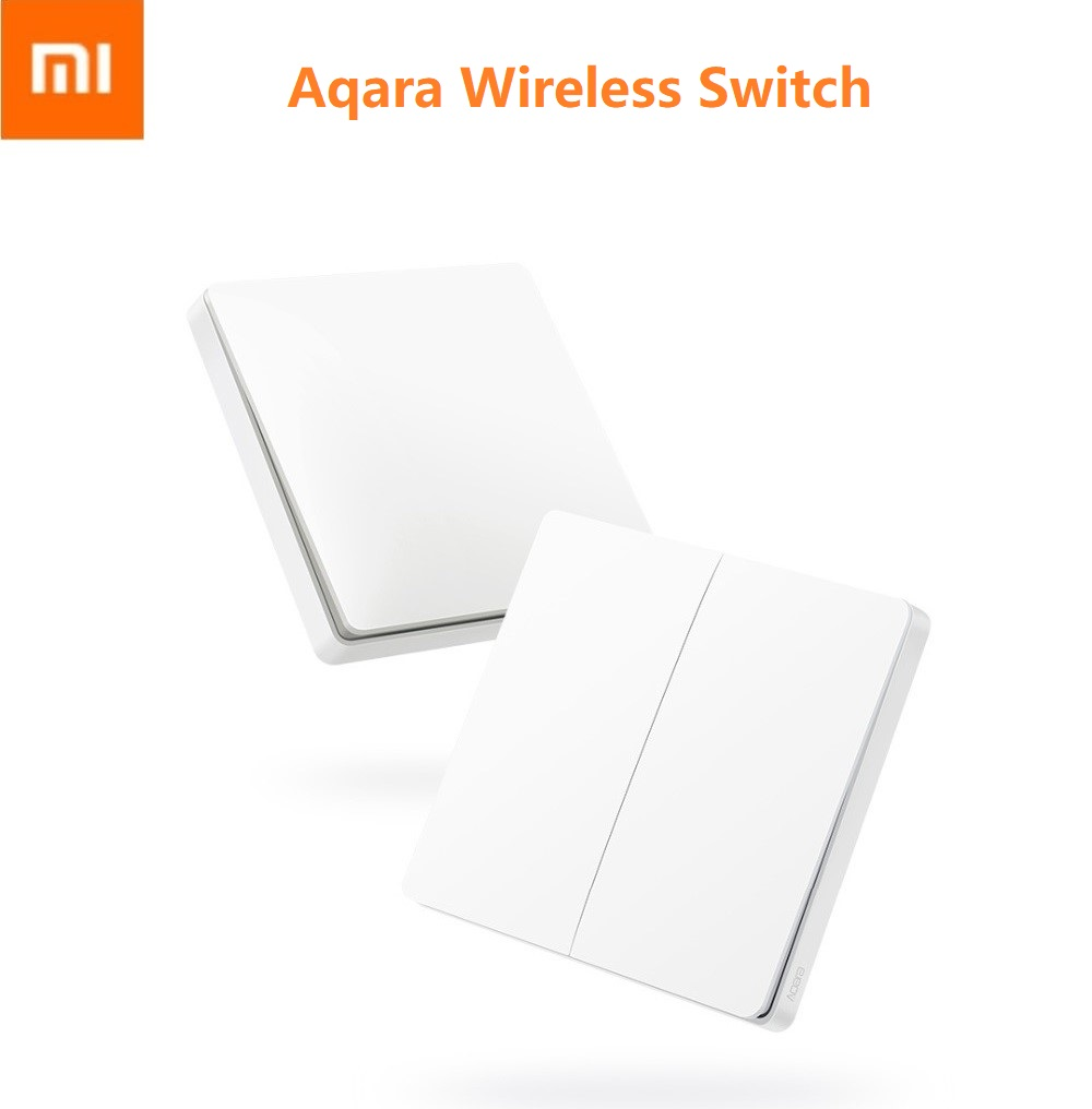 Xiaomi Wireless-Switch Gateway Smart-Light-Control Aqara-Upgrade Mihome Zigbee-Version