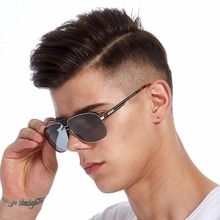 Oculos de sol grau masculinos polariod lens sunglasses fashion male sun glasses mujer homme UV400 man gafas