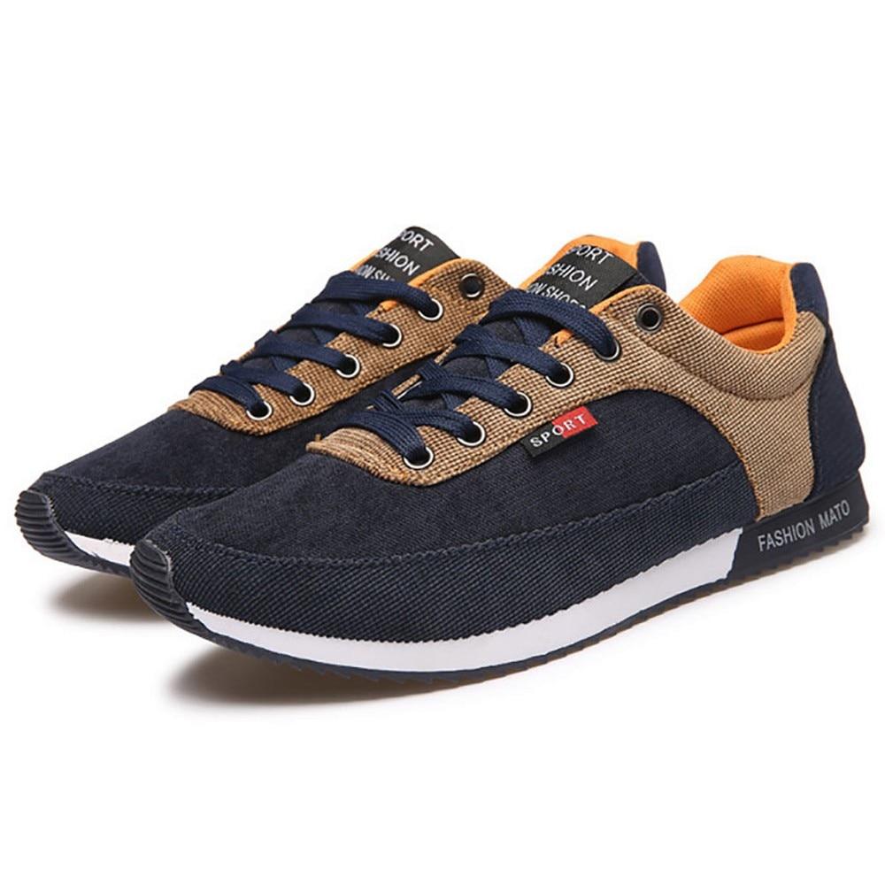 Printemps Mode Respirant Air Hommes Chaussures Homme Zapatos Hombre Humains  Casual Chaussures air Huarache Van Noir
