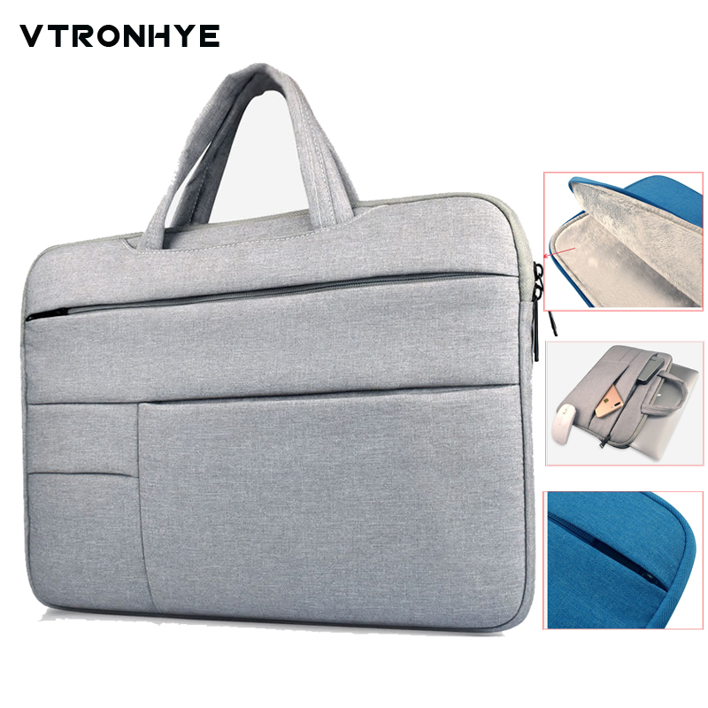Laptop Bag Sleeve 13 14 15 15.6 Inch Notebook Bag For Macbook Air Pro 11 13 15 D