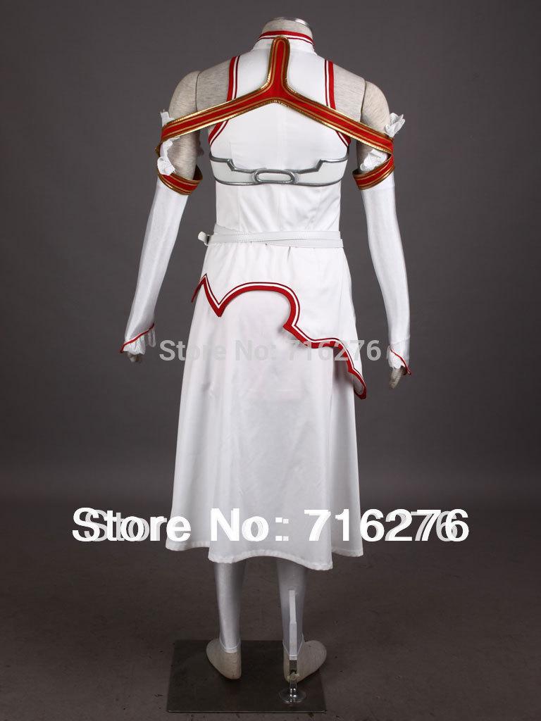 Sword Art Online Asuna Yuuki տիեզերանավի - Կարնավալային հագուստները - Լուսանկար 5