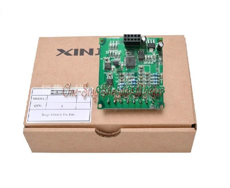 ФОТО New Original Programmable Controller Module input 4 channels 0-10V/0~5V AI 14 Bit XP-4AD-BD