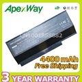 Apexway 8 cell battery for Asus A42-G73 A42-G53 G73-52 G73 G73G G73GW G73J G73JH G73JW G73S G73SW G53 G53J G53JW G53S G53SW