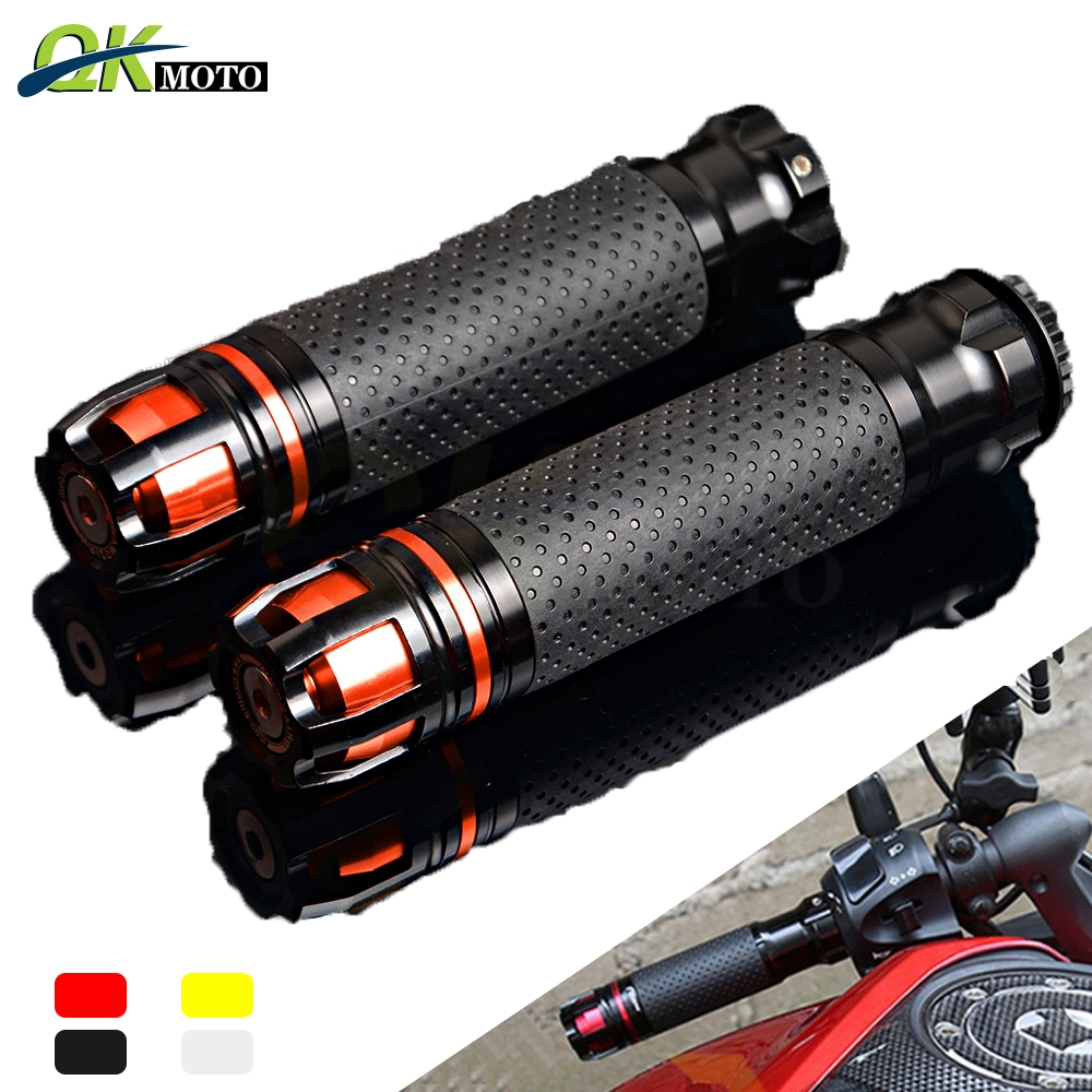 22mm 7/8handlebar to fit for most street bikes sport bikes standard hollow handlebars for Speed Tirumph Triple 1050 RX ABS