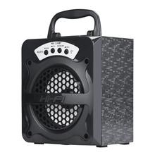 Открытый Bluetooth беспроводной портативный динамик супер бас высокое качество низкое энергопотребление с USB/TF/AUX/FM радио#10