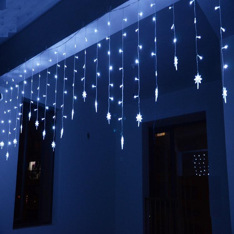 Compra decoraciones de jardín de navidad iluminado online ...