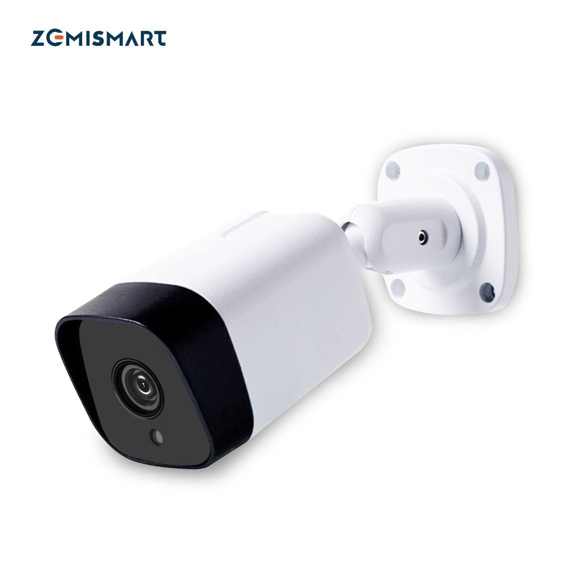 Tuya vie intelligente en plein air CCTV Len caméras IP caméra de sécurité wifi Intercome intelligent alarme de sécurité à domicile nouveau avec détection de mouvement