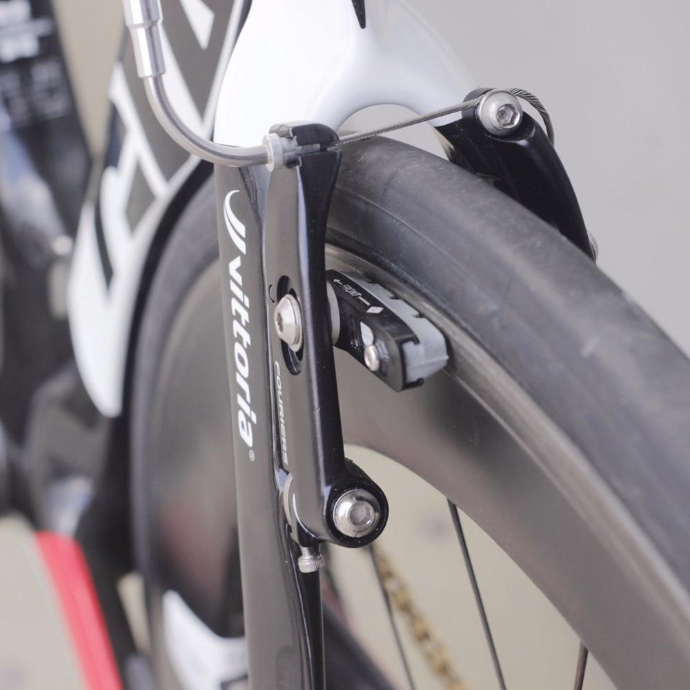 Fouriers vélo Aero V frein avant ou arrière montage Direct Aero v-brake pour géant Propel route étrier frein vélo noir
