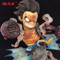 NEW Hot 20cm One Piece Gear Fourth Monkey D Luffy Action Figure Toys Christmas Toy PVC