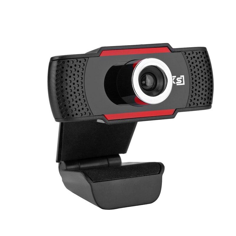 Pour Android TV Webcam HD 720 p PC Ordinateur Caméra Vidéo Enregistrement USB Microphone Caméra Web Avec Absorption MIC Pour ordinateur portable pour Skype