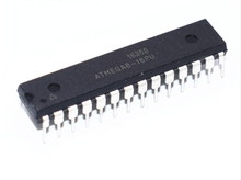 Free Shopping ! 100PCS,New ATMEGA8 ATMEGA8 16PU/ATMEGA8A PU DIP Flash IC