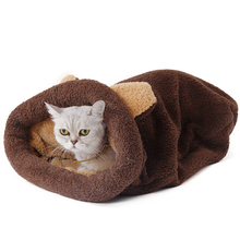 Cat Bed Soft Warm House Mats Cushion Rabbit