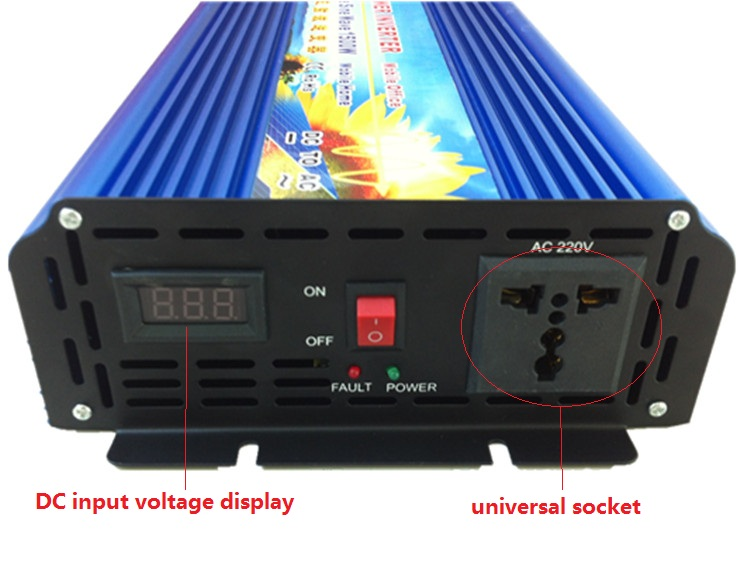 цена на digital display Pure Sine Wave Power Inverter 1500W(peak power 3000W 3KW) DC 12V/24V TO AC 110V/220V 50HZ/60HZ power inverter