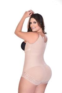 Image 4 - ผู้หญิง PLUS ขนาด shapewear Slimming ชุดชั้นใน Girdle Bodysuit เอว Shaper Slim รูปร่างสำหรับผู้หญิงกางเกงควบคุม PLUS ขนาด 6XL