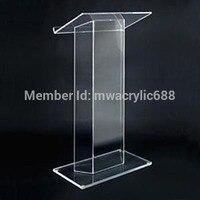 강단 가구 무료 배송 높은 방음 현대 디자인 저렴한 아크릴 성서 아크릴 연단|podium|podium lecternpodium furniture -
