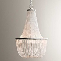 Z French Style Chandelier Retro Pastoral Bedroom Children S Room Princess Frosted Crystal Chandelier Corridor Lighting