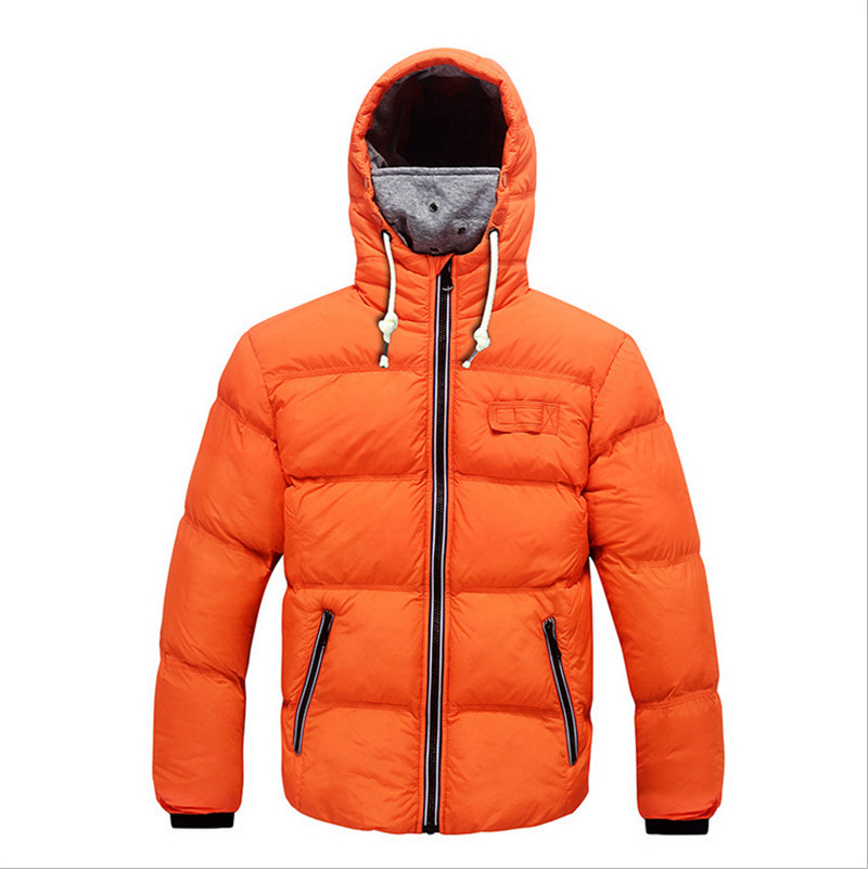 2016 Children Casual Jackets Boys Hooded Parkas Outerwear Thicken Warm Kids Winter Coats Fashion Clothes - Freeshipping Mall store