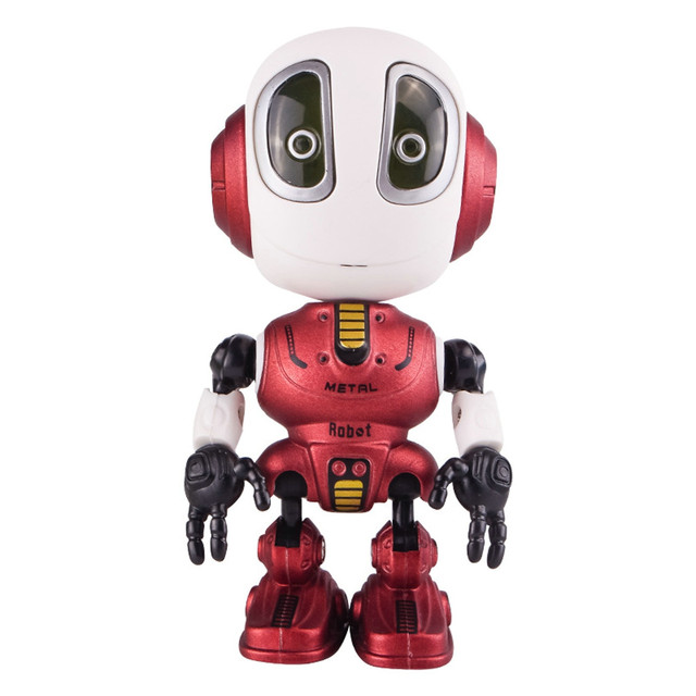 Kids Robot Toy Talking Interactive Voice Controlled Sensor Toy Boys Girls Gift interactive toys dog action figure D301212