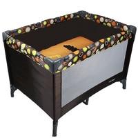 Кровать для игр Многофункциональный Портативный складной детской кроватки манеж для сна складной переносная коляска кроватка детская кро