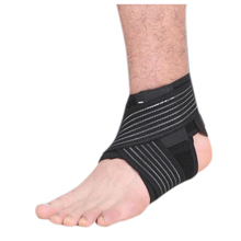 2PCS NEW Ankle Protector Sports Ankle Support Elastic Ankle Brace Guard Foot Support Sports Gear Gym
