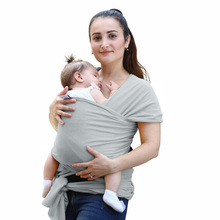 12 Colors Baby Sling Ergonomic Baby Carrier Cover Backpack Breathable Hipseat Nursing Cover Cotton Soft Baby Wrap 0-3 Years